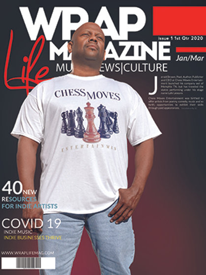 Wrap Life Magazine Vol 1. (Digital & Print)