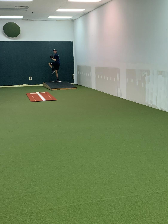 Pitching Lane