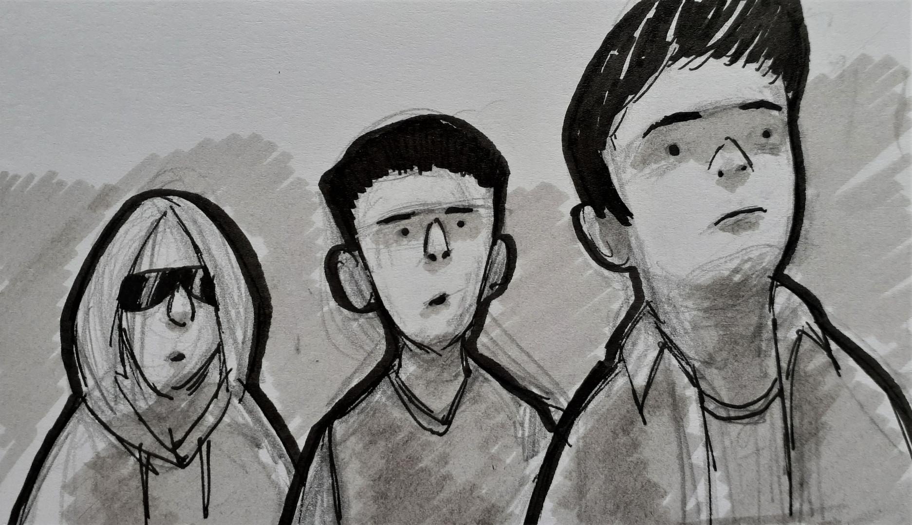 67 Trio Glares.jpg