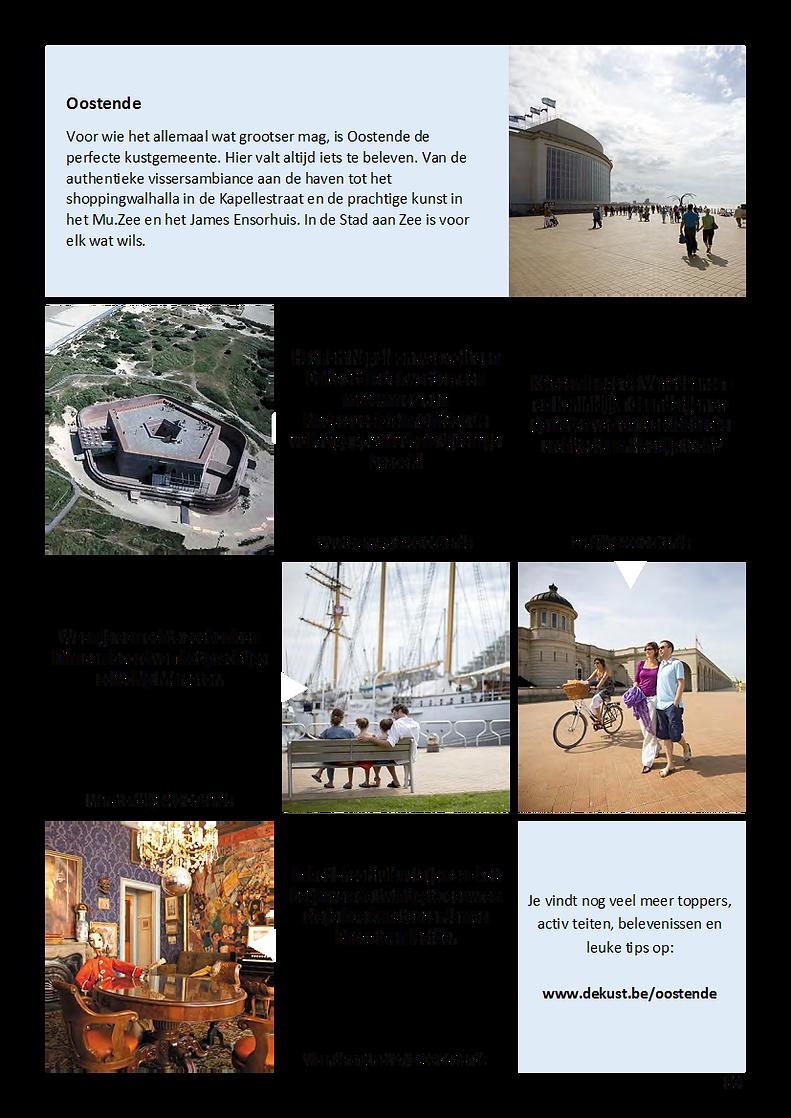 Mu.Zee Fort Napoleon Mercator Koninklijke Gaanderijen  Ensorhuis Raversyde Amandine  De kust
