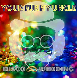 Cover of ^Disco Wedding'