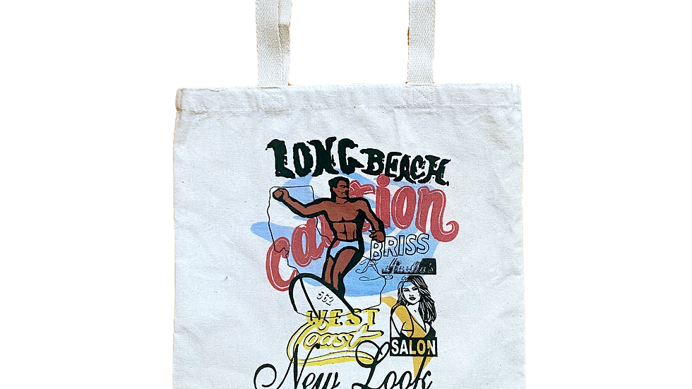 A NEW LOOK TOTE