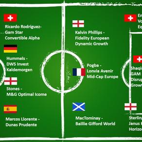Una cartera para ganar la Eurocopa