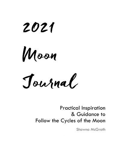2021 Moon Journal