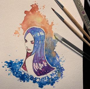 Watercolor #2