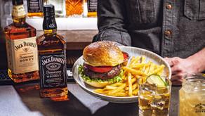 Jack Daniel´s sale de nuevo de gira con su Burger Tour