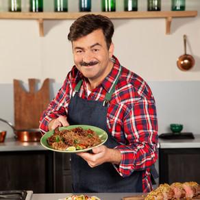"""Con """"Hecho en casa"""" Diego Gera vuelve a El Gourmet"""