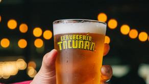Una birra con jengibre y manzanilla para recibir a la primavera