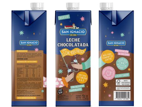 San Ignacio tiene ahora su propia leche chocolatada