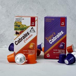 Cabrales amplia su línea de cápsulas compatibles