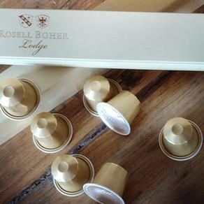 ¿Te animás a probar café añejado en barricas de Malbec?