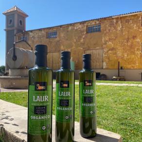 Ahora el aceite de oliva Laur Clásico es orgánico
