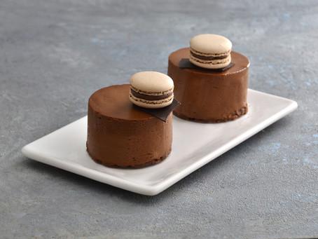 Mada celebra el Día del Chocolate con una tentadora mini cake