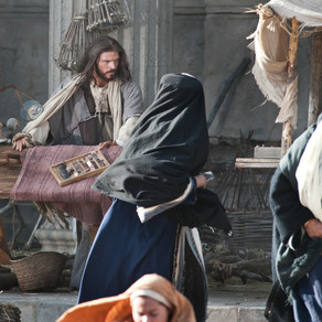 The 3rd Sunday of Lent Gospel Reflection: Jesus at the Temple and the Turning of the Tables