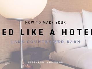 How to Make Your Bed Like a Hotel
