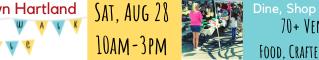 8th Annual Sidewalk Sale | Downtown Hartland