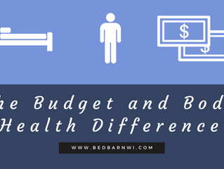 The Budget and Body Health Difference
