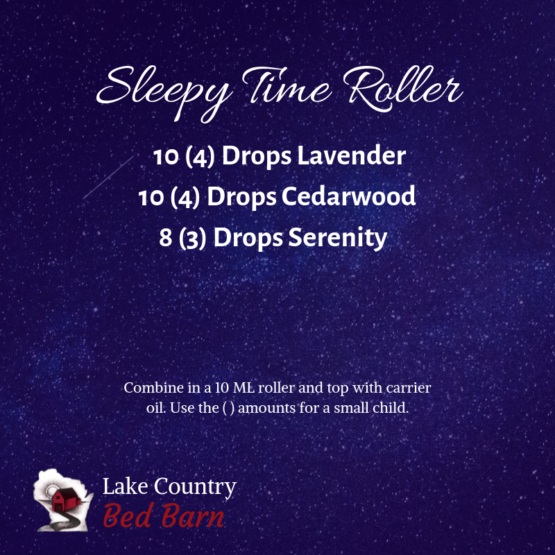 Sleepy Time Roller