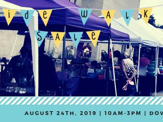 6th Annual Sidewalk Sale | Downtown Hartland