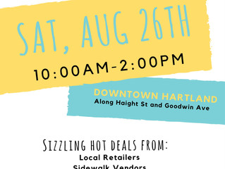 Vendors Wanted!!! | Sidewalk Sale