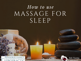 How to use Massage for Sleep