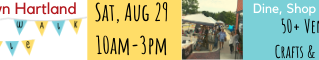 7th Annual Sidewalk Sale | Downtown Hartland