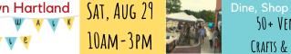 7th Annual Sidewalk Sale | Downtown Hartland