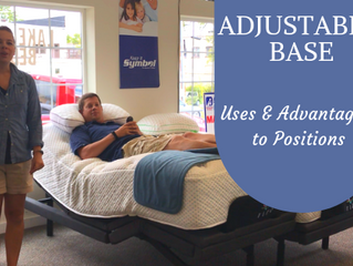 Adjustable Bases : Uses and Advantages to Positions