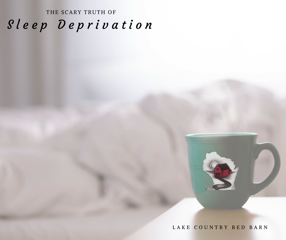 The Scary Truth of Sleep Deprivation