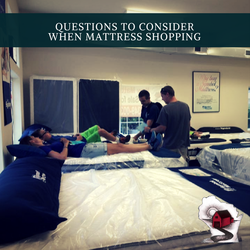 Mattress Shopping