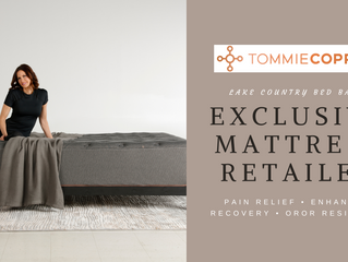 Tommie Copper Mattress | Exclusive Wisconsin Retailer