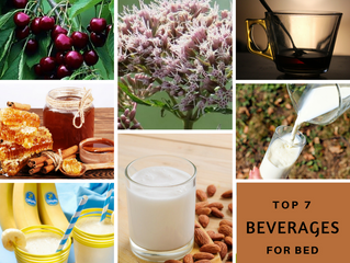 Top 7 Beverages for Bed