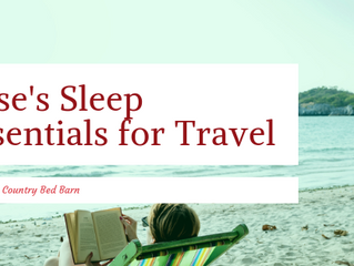 Elise's Sleep Essentials for Travel