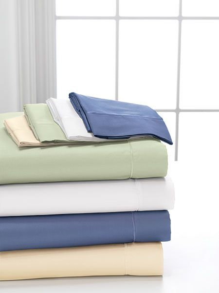 DreamComfort Innovations 100% Long Staple Cotton Sheet Sets