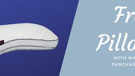 Free Pillow Sale