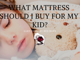 What Mattress Should I Buy for my Kid?