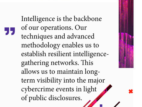 Ethics, Humanity, Intelligence Tradecraft: Responsible Disclosure of High-Profile Event