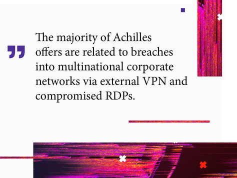 """Achilles"", Hacker Behind Attacks on Military Shipbuilders, UNICEF & International Corporations"