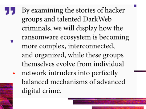 """Digital """"Pharmacusa"""": Fighting for Data, Hearts, Minds; How Maze """"Ransomhack"""" Redefined Extortion"""