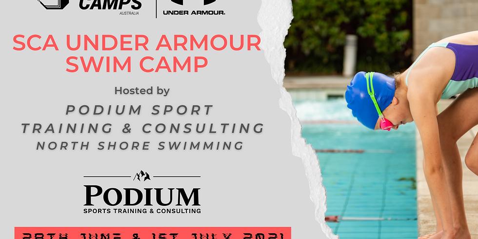 SCA Under Armour Swim Camp
