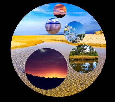 Day 1 - Nature Mandala