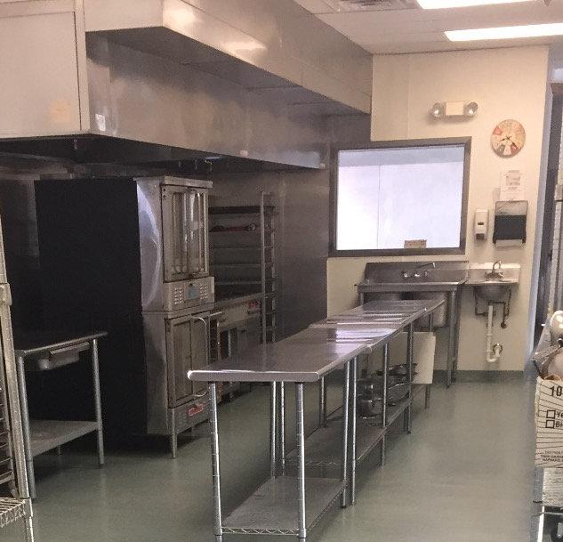 Kitchen Rental Appointment