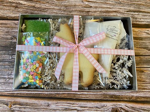 Easter Cookie Kit for One