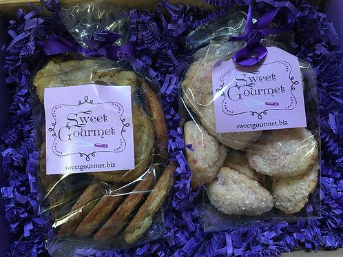 Gourmet Cookies -2 Flavor Collection