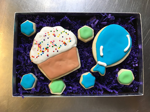 Decorated Cookie Gift Sets