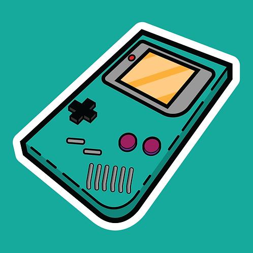 Gameboy - Sticker