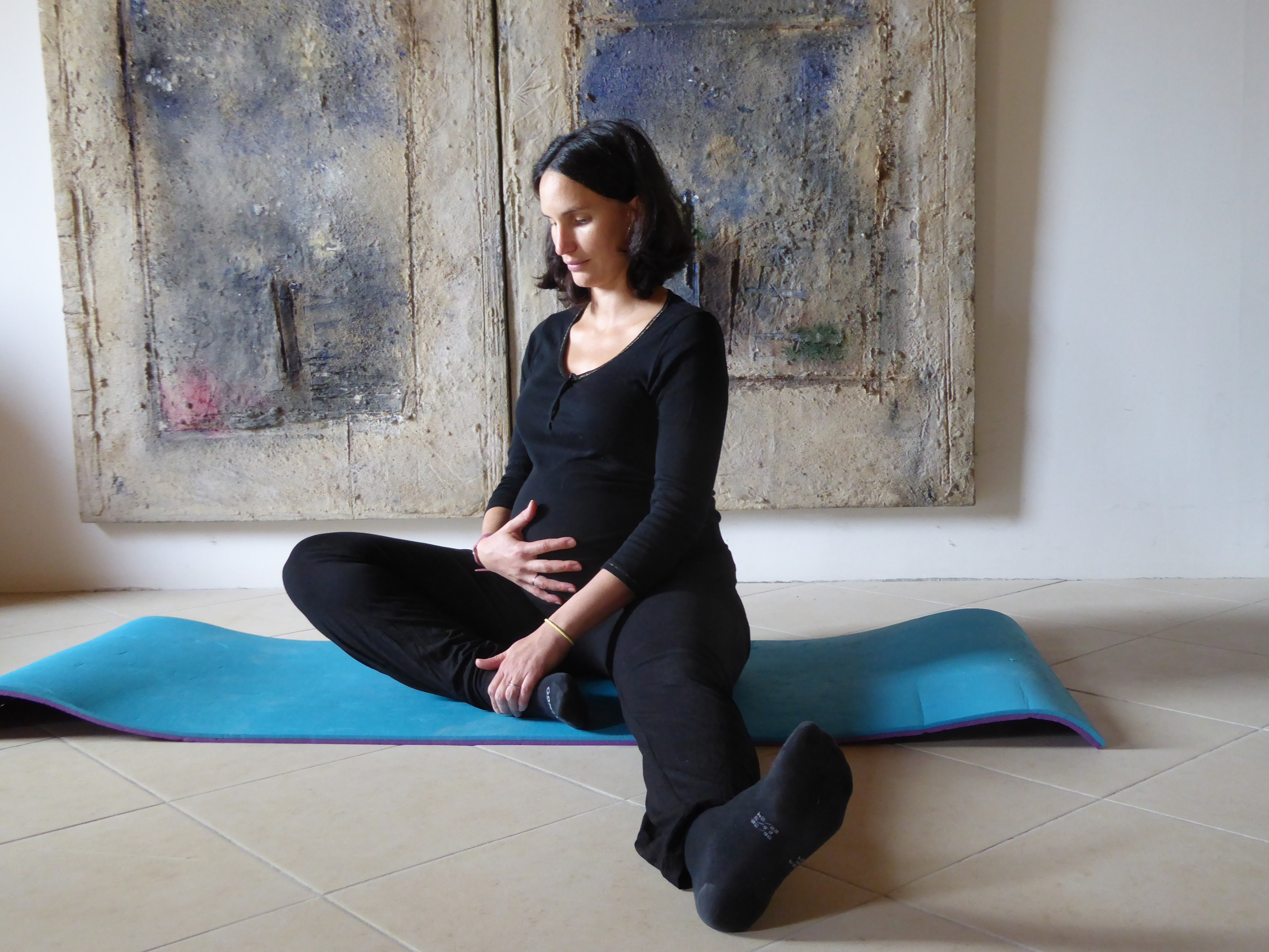 préparation à la naissance et yoga