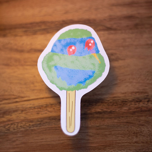 Ice cream -Stickers
