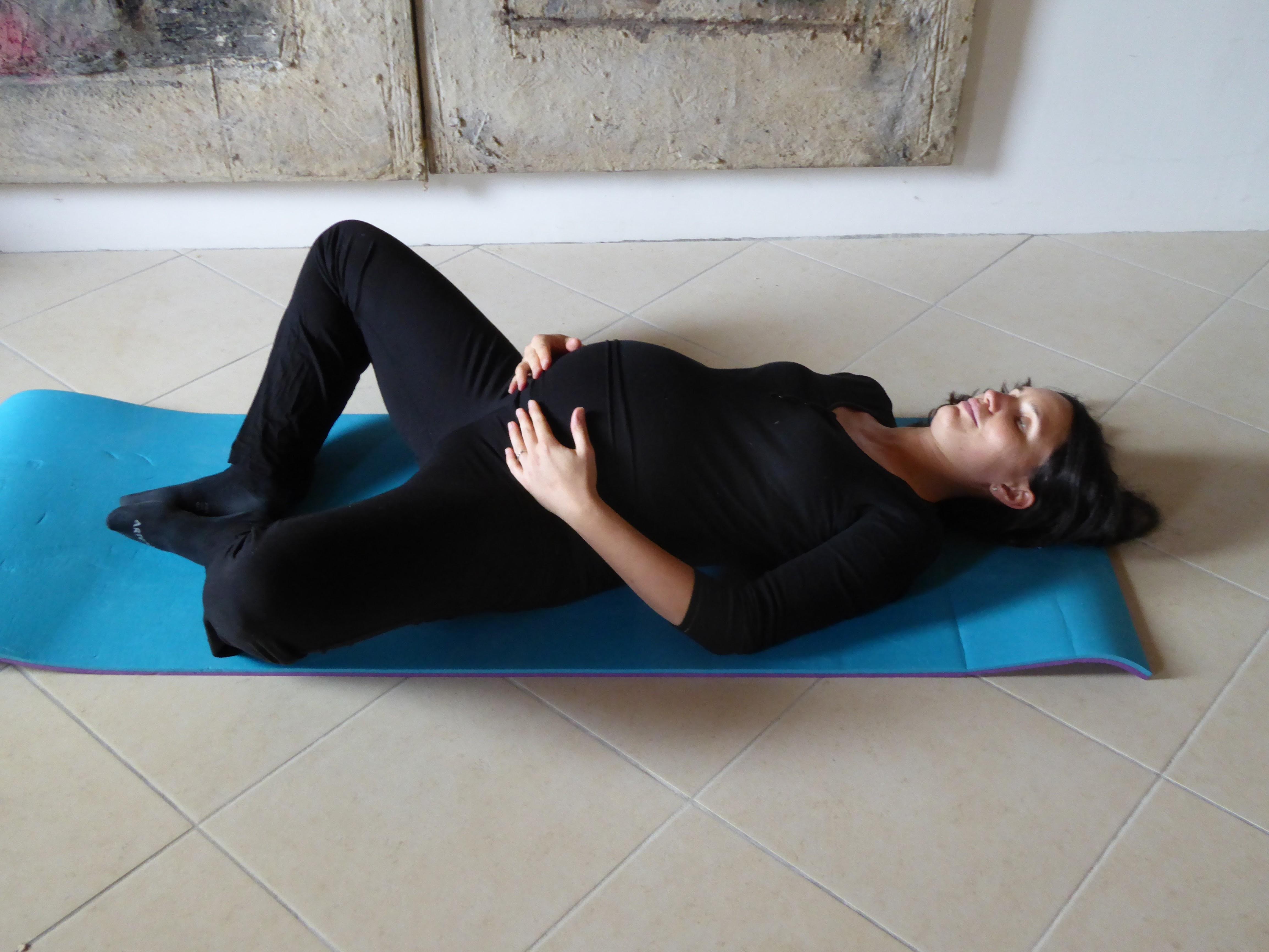 yoga et grossesse