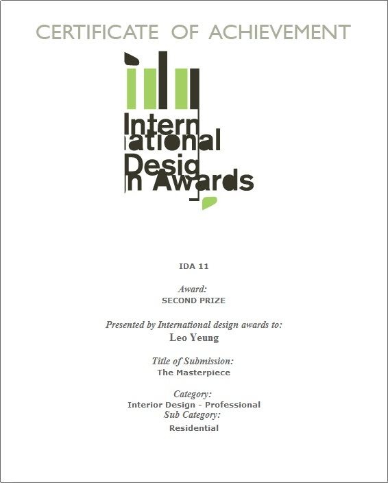 IDA award (US美國)